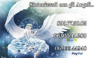 cartomanzia degli angeli con cartomanti